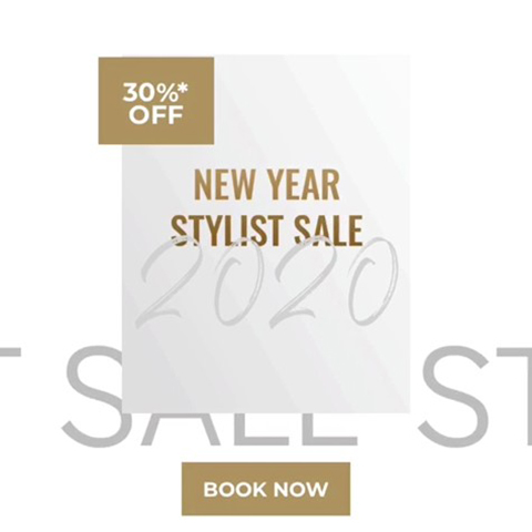 New Year Offer 30% off