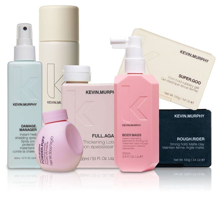 Kevin.Murphy hair products