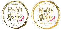 Muddly Stilettoes winners 2018 and 2019